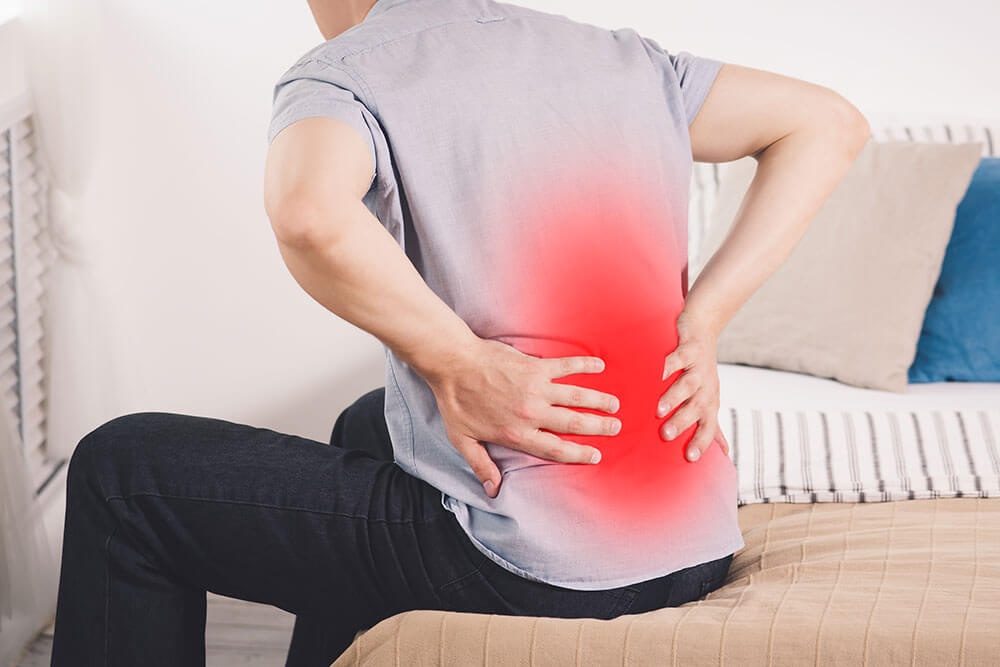 Early Treatments for Lower Back Pain